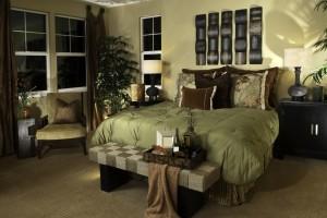 dormitor plante decor lemn feng shui proballanvce