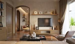 living modern feng shui lemn pamant proballance